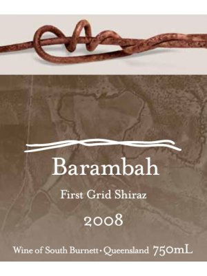 2008 First Grid Shiraz